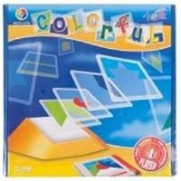 Colorful/Şekli Tamamla Renkli Geometri Görsel Algı Akıl Oyunu