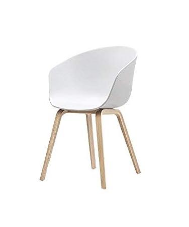 Fashion Commerce Juego de 4 sillones de Estilo escandinavo ...