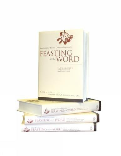 Feasting on the Word, Year B (4 Volume Set)