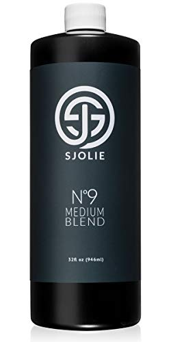 Spray Tan Solution - SJOLIE No. 9 - Medium/Dark Blend (32oz)