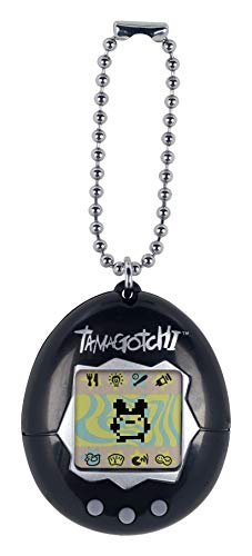 (Tamagotchi Electronic Game, Black)