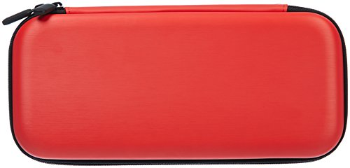 AmazonBasics Carrying Case for Nintendo Switch, Red