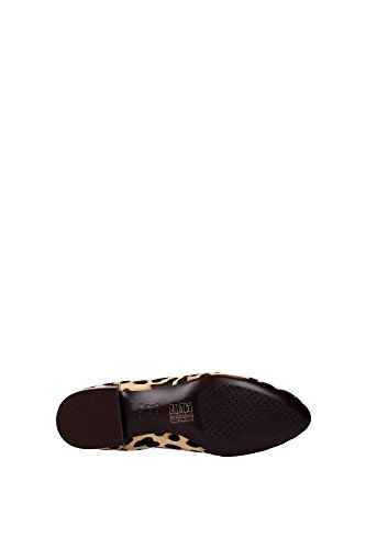 Stiefeletten Donne Tory Burch - (33208leopardprintcoconut) Eu Marrone