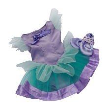 Disney Princess & Me Ballet Doll Outfit and Toe Shoes - (Ariel Tutu)