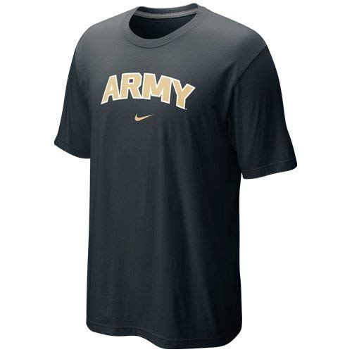 NIKE Army Black Knights Arch T-Shirt - Black (XXX-Large) - Nike Army Black Knights