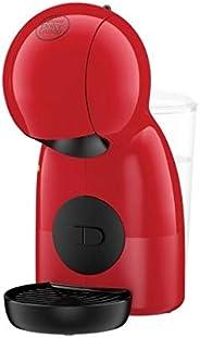Nescafé Dolce Gusto Piccolo Xs Roja,Máquina de Café Automática, Cafetera y Sistema Multibebidas.