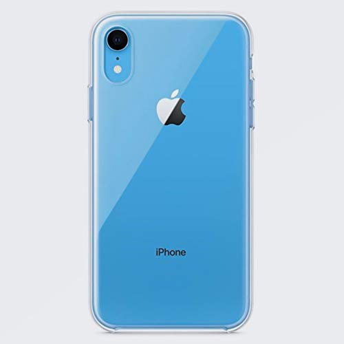 Husky Iphone Xr Clear Case With Free Tempered Glass Screen Protector