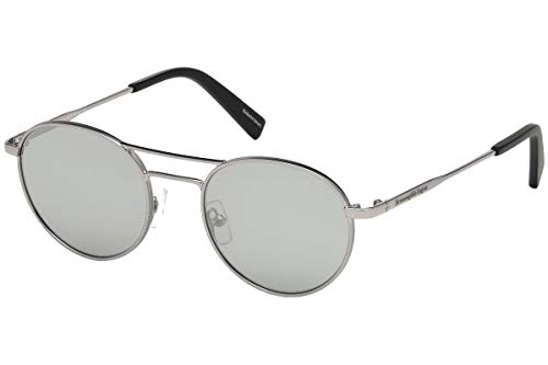 Ermenegildo Zegna EZ0089 - 14C Sunglasses Grey frame for sale  Delivered anywhere in USA