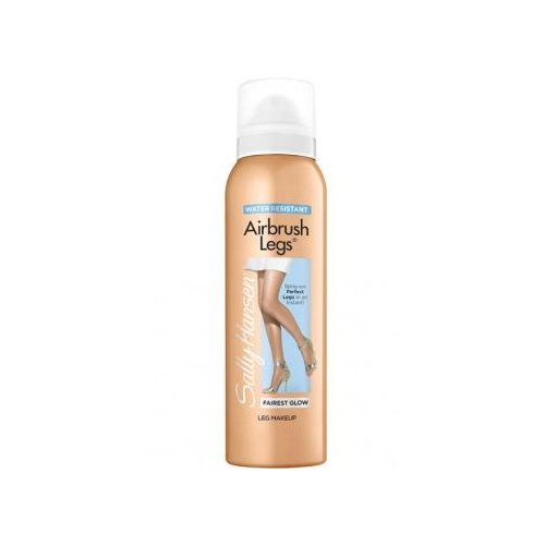 (6 Pack) SALLY HANSEN Airbrush Legs Water Resistant - Fairest Glow by Sally Hansen
