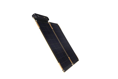 Solar Paper + Pouch, Paper-thin and Light Portable Solar Charger with Ultra-High-Efficiency (7.5W) by YOLK (Image #2)