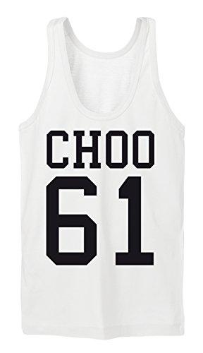 Choo 61 Tanktop Girls White