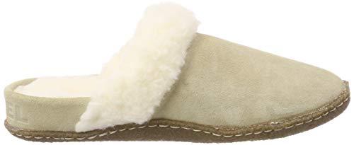 Nakiska Zapatillas british Ii Mujer Beige Sorel Tan natural Para Slide Fq66PH