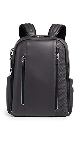 Tumi Men's Arrivé Logan Backpack, Taupe, One Size