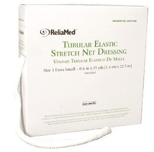 RELIAMED TUBULAR ELASTIC NET DRESSING, SIZE 2, SMALL