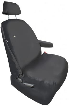 GREY HDD Sprinter 2015 Driver Double Passenger Protective Seatcovers 904//914