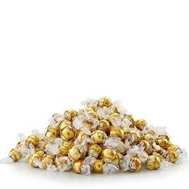Lindt Lindor Truffles White Chocolate, 60-Count Box