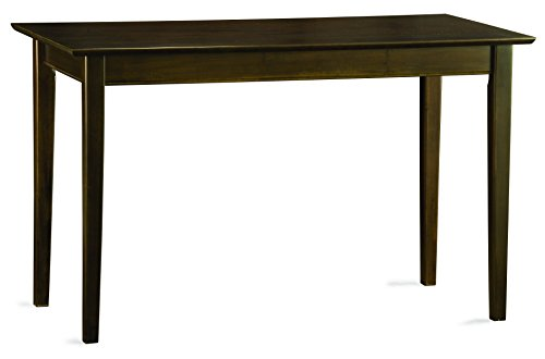 (Atlantic Furniture Shaker Work Table, Antique)