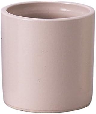 アドミナ 鉢カバー 6号用25cm ベージュ【グランプリ G-1】 陶器 信楽焼き 穴なし おしゃれ