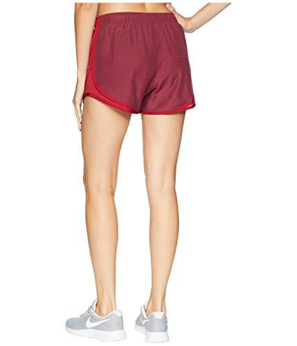 Nike Women's Dry Tempo Short Red Crush/Red Crush/Red Crush/Wolf Grey X-Small 3 by Nike (Image #3)