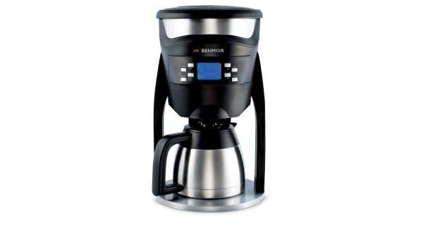 Behmor Brazen Plus, Café Americano, Drip, Goteo, Cafetera Programable.: Amazon.es: Hogar