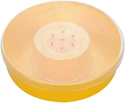 Mooyod Bee Wasser Futterspender Rapide Rund Hive Top Imkerei Liefert Behälter Trink Napf