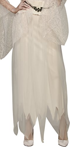 (Rubie's Women's Ghostly White Costume Skirt, Multicolor One)