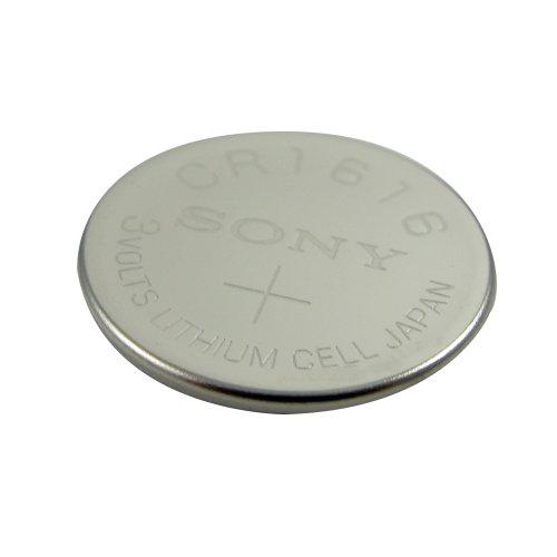 Lenmar Replacement Battery for Texas Instruments TI-73 TI-85 TI-86 TI-89 TI-92 TI-92 Plus Replaces OEM Panasonic BR1620 Sony CR1616