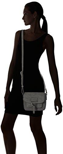 Gabor Laureen - Bolsos bandolera Mujer Negro (Schwarz)