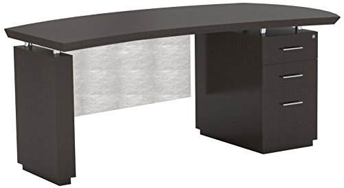 One Pedestal Desk - 9