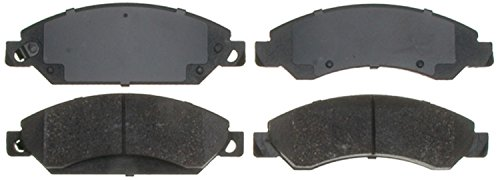 Pads Brake Avalanche - ACDelco 14D1092CH Advantage Ceramic Front Disc Brake Pad Set with Hardware