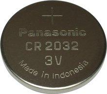 3V Panasonic CR2032 CR-2032 Lithium Coin Cell 10 Pack - BULK PACKAGING