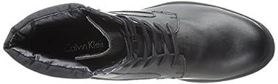 Calvin Klein Men's Gable Leather and Nylon Boot