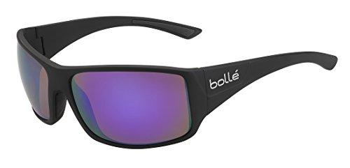 Matte Lens Violet Frame Sunglasses Bolle Violet Matt Blue Black Black TIGERSNAKE Blue xqOIF8