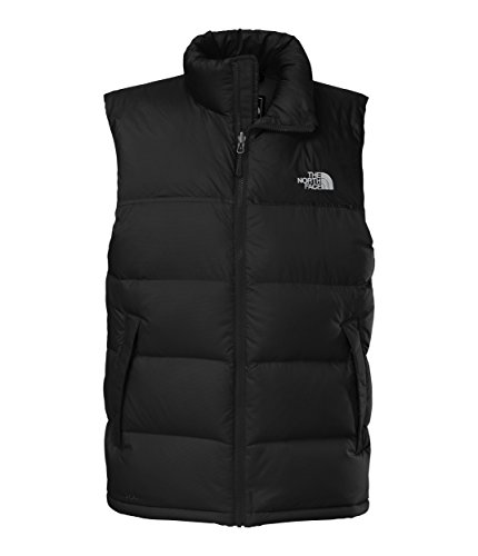 The North Face Men's Nuptse Vest TNF Black/TNF Black LG