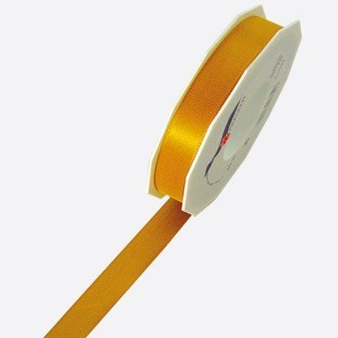 Morex Ribbon Europa Taffeta Ribbon Spool, 5/8-Inch by 55-Yard, Gold