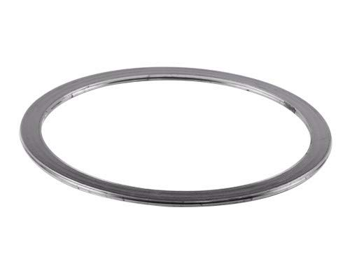 Assigned by Sterling Seal /& Supply 001110.868.000 Gasket Spiral Wound; 316L WINDINGS ECN 7421 Gasket 3.25 X 2.88 0.19 Thick Spiral Flexible Graphite Filler