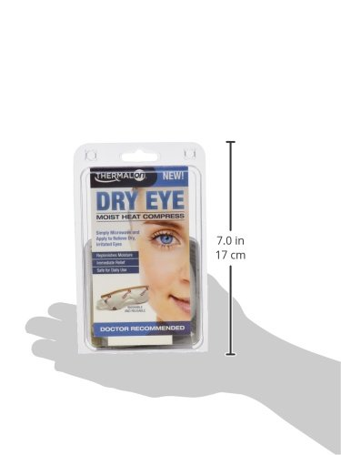 thermalon dry eye compress instructions