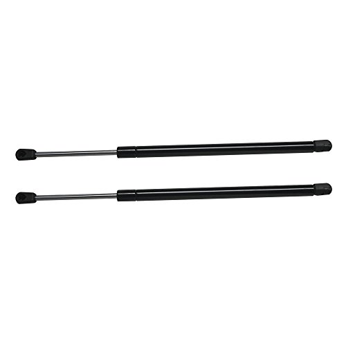 Acura Tl Gauges - MILLION PARTS Pair Front Hood Gas Charged Lift Supports Struts Shocks Springs for 2002-2003 Acura TL