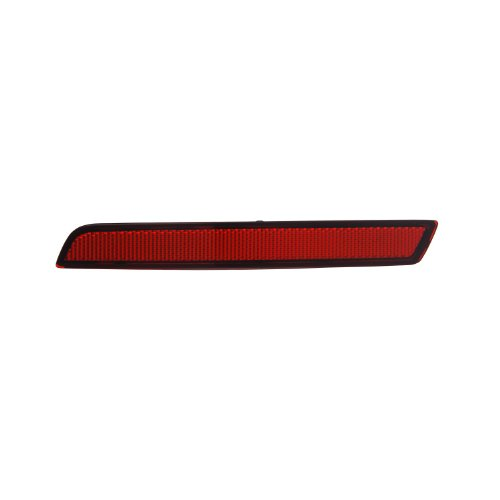 - TYC 17-5334-00-9 Chevrolet Malibu Left Replacement Reflex Reflector