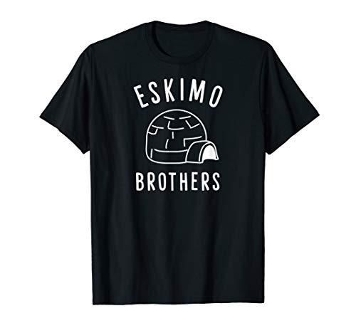 Eskimo Brothers Igloo T-Shirt for Your Eskimo Brother -
