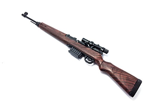 """1/6 Scale G43 Gewehr Semi Automatic Rifle WWII Nazi German Army Miniature Toy Guns Model Fit For 12"""" GI Joe Action Figure"""