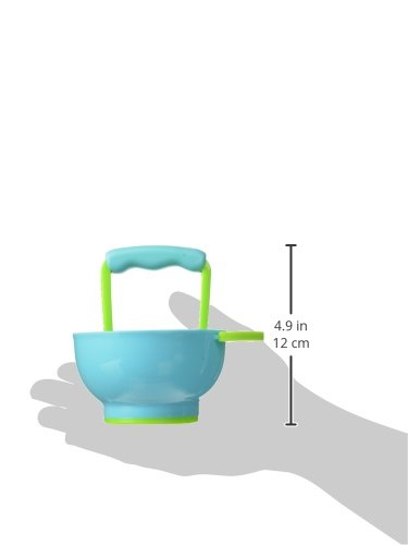 31j3WpjjoTL - NUK Mash And Serve Bowl, Bowls, 1 Count