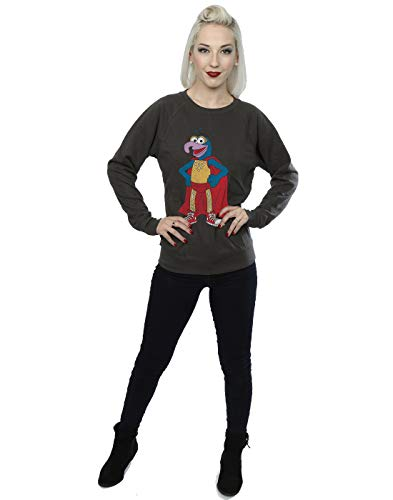 Mujer Entrenamiento Muppets Gonzo Luz Camisa De Classic Grafito d7AwqAPU