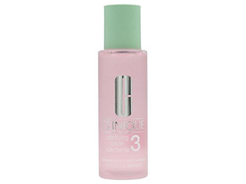 (Clinique Clarifying Lotion 3 for Unisex, 6.7 Ounce)