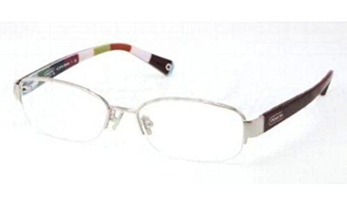 Coach Bettie Eyeglasses HC5004 9032 Purple Demo Lens 53 16 135