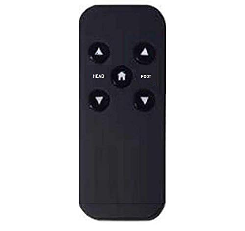 Sierra Sleep by Ashley M9X5 (Not X7) Replacement Remote for Adjustable Bed