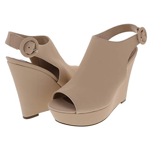 Wedge Madden Toe Blush Open Slingback Steve Heels Extinct Womens UfgRfxY