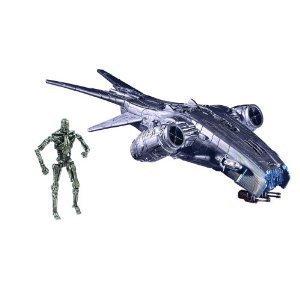Terminator Salvation - Hunter Killer with T-700 (BLACK ()