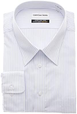 [CHRISTIAN ORANI] レギュラーカラースタンダードワイシャツ【キング】 オールシーズン用 E1BL-32K