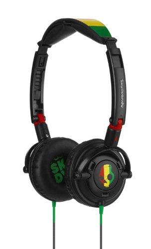 Skullcandy Lowrider Headphones - 2011 Rasta (2010 Color), One Size